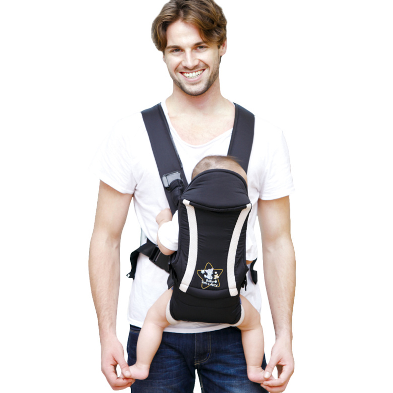 Ergonomic Baby Carrier 360 Backpack Baby Wrap Sling ...