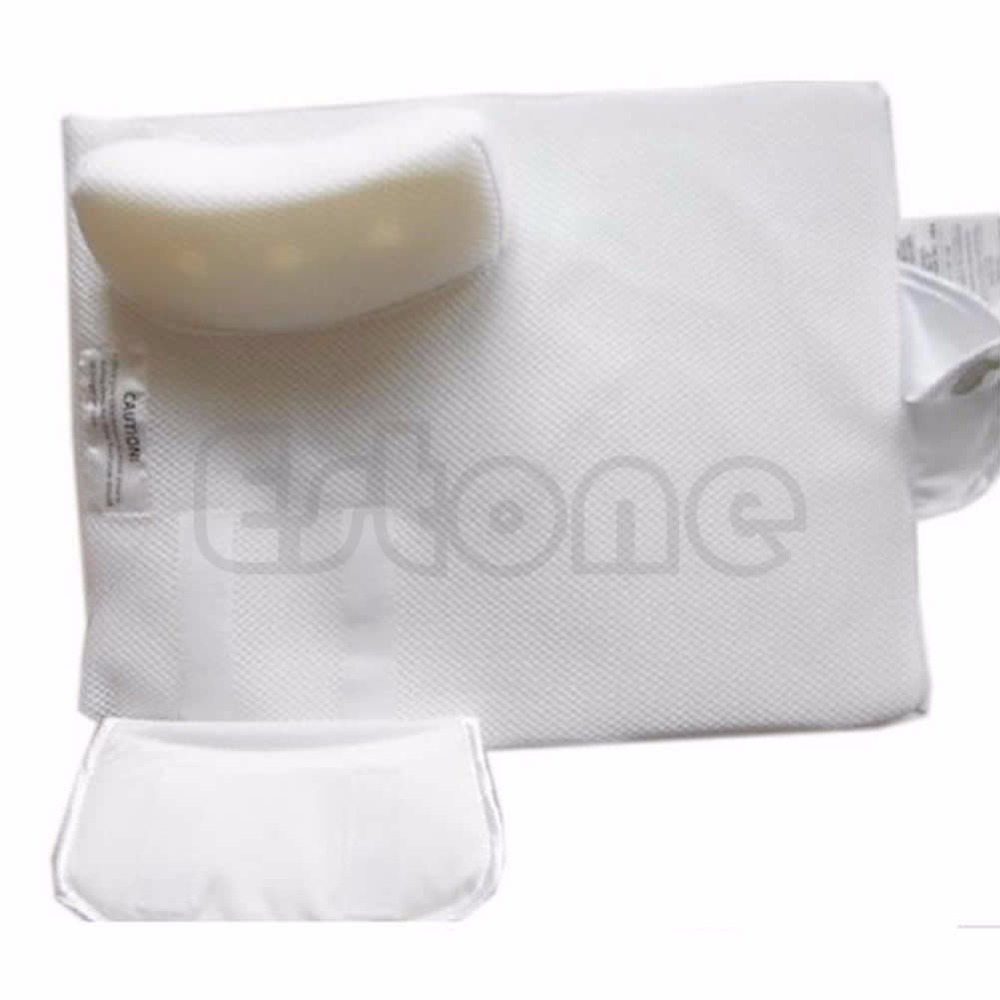Infant Newborn Baby Anti Roll Pillow Sleep Positioner