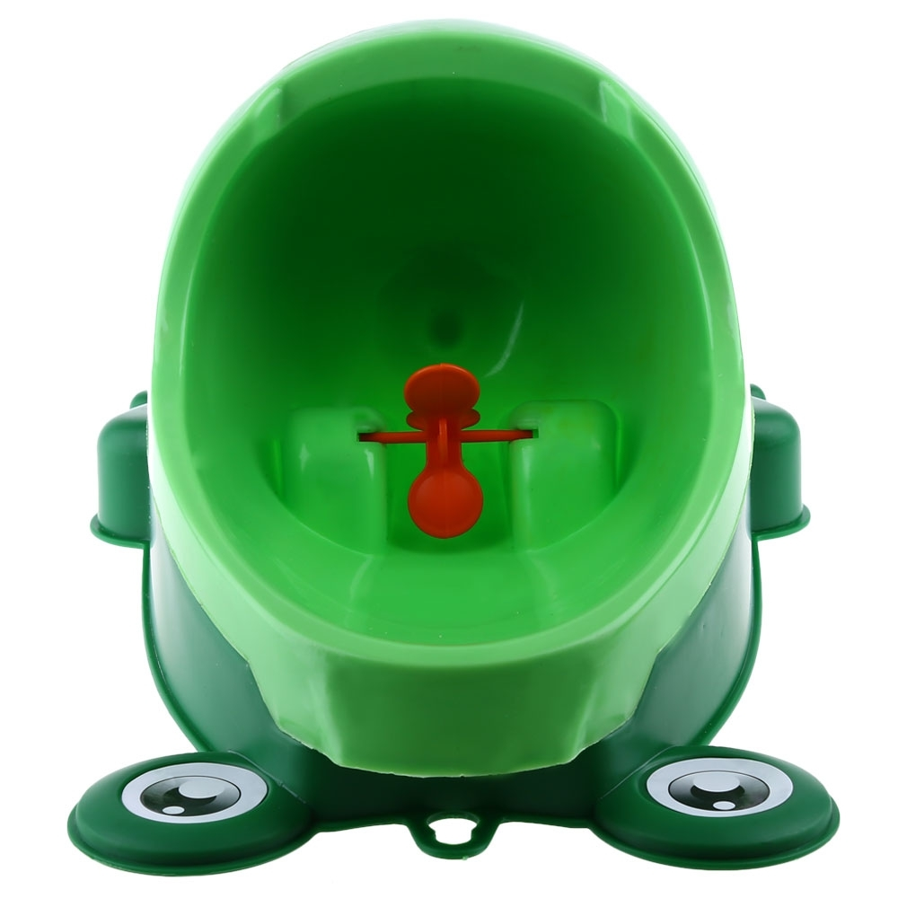 Frog Shaped Children Baby Potty Toilet Training Urinal Boys Pee Trainer Bathroom The Best Baby Care Products