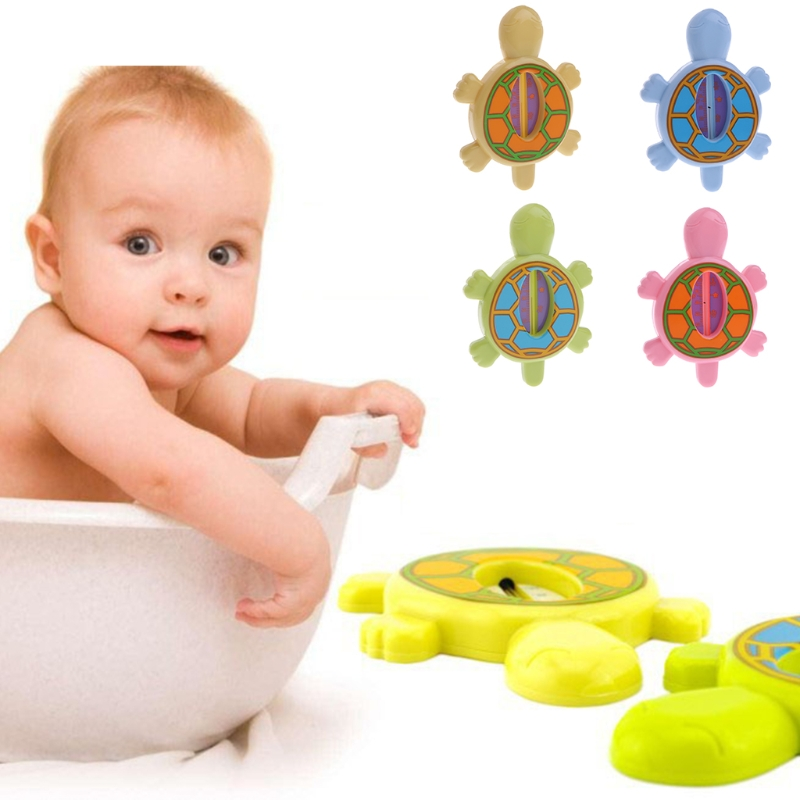 Animal Toy Bath Tub Infant Baby Water Temperature Tester