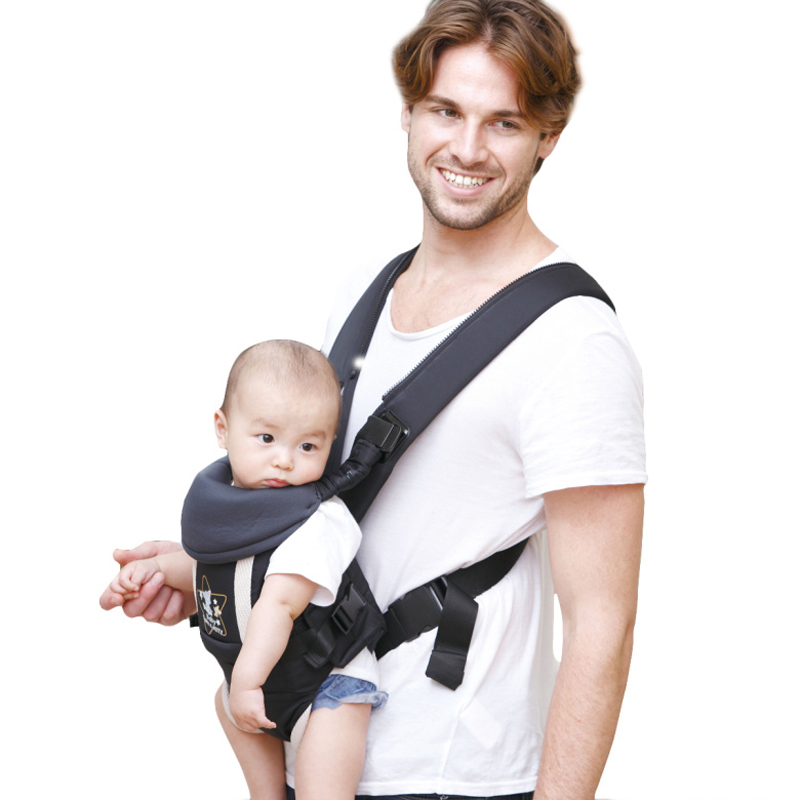 2cd036020fb Ergonomic Baby Carrier 360 Backpack Baby Wrap Sling Toddler Carrier ...