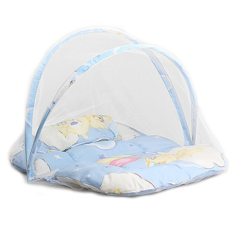 Baby Travel Bed Portable Travel Crib Easy Folding The