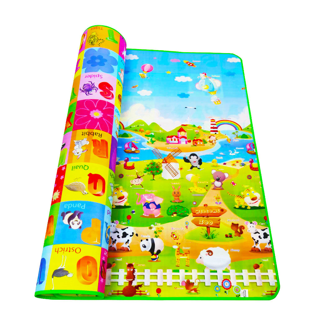 Baby Play Mat Developing Rug Puzzle Mat